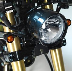 Bullit Motorcycles Spirit 125 [Headlight]