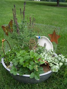 Miniature Junk Gardens - Garden Junk Forum - GardenWeb