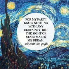 the starry night | Tumblr