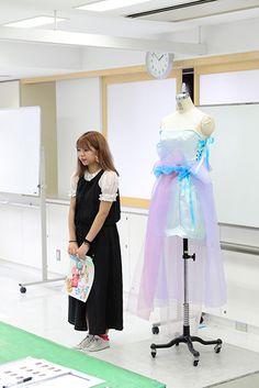 【バンタンデザイン研究所】第1タームの成果を発表!「自由造形」プレゼンテーションレポート!