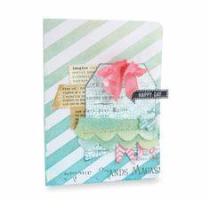 Heidi Swapp™ Color Magic™ Happy Day Card