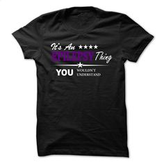 It's an Epilepsy thing T Shirt, Hoodie, Sweatshirts - t shirt design #fashion #T-Shirts