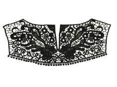 2 Pcs Neckline Lace Collar Embroidered Sewing Accessories,Underclothes/children/women clothes Accessories,national Style CL703