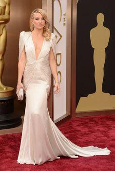 Oscars 2014 red carpet: Best dressed. KATE HUDSON