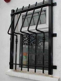 Home Window Iron Grill Designs Ideas   Modern Home Designs Grill Designs  For Windows   Wrought Iron Gate Designs   Wrought Iron Raili.