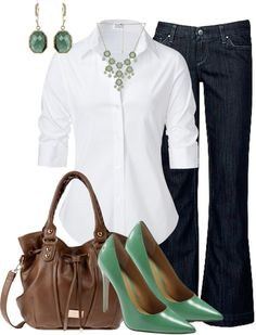 """classic trio"" by meganpearl on Polyvore"