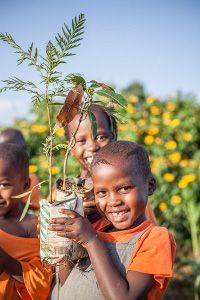 """Neue Spendenkampagne: 1 Pilzgarten = 1€ für das """"Green Garden Projekt"""" in Kenia"""