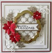 Image result for creative expressions sue wilson festive collection
