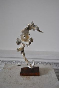 paper sculpture by anna wili-highfield