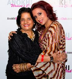 With My Gorgeous Mum