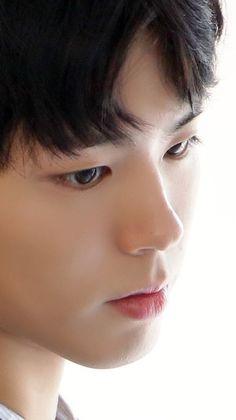 Park Bo Gum close-up. Asian Actors, Korean Actors, Park Bo Gum Wallpaper, Park Go Bum, Ji Hoo, Park Bo Young, Kim Jisoo, Kdrama Actors, Flower Boys