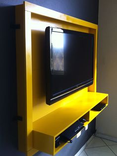 Personalizando um Painel para TV - Faça você mesmo! - Homens da Casa