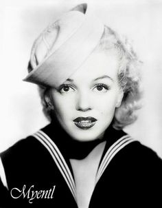 I love this picture of Marilyn Monroe! <3