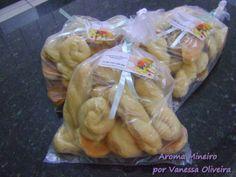 Rosquinhas Mineiras de Queijo: Presentes Comestíveis