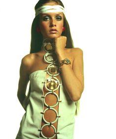 Twiggy... 60s fashion