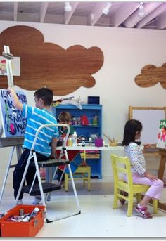 Tips for Painting with Children