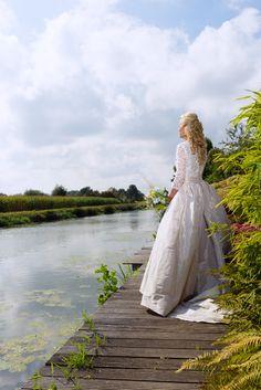Bruidsshoot Tuinen van Appeltern