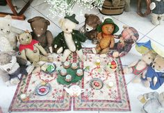 Meeting time #traveling #toys #vintage #inspiration #children