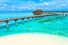Wellness in the Maldives - azure lagoons meet infinity skies Blue Lagoon Beach, Best Resorts, Maldives, Travel Guides, Spa, Ocean, Island, Stock Photos, Vacation
