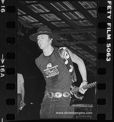 Stevie Ray Vaughan - August 1982, Austin