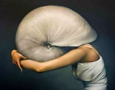 Surrealism and Visionary art: Amy Judd