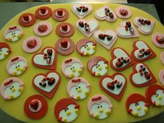 valentines day toppers