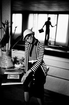 Frank Horvat for Vogue France