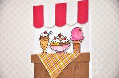 Card Shop helado - tarjeta de San Valentín