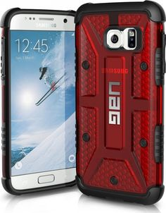 UAG Samsung Galaxy S7 [5.1-inch screen] Feather-Light Composite [MAGMA] Military    eBay