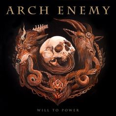 Arch Enemy - New Album Cover Art Unveiled - Metal Storm Death Metal, Power Wallpaper, Rock Poster, Pochette Album, Extreme Metal, Arch Enemy, Metal Albums, Horror Show, Thrash Metal
