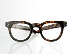 Old Focals brand FDRs tortoise shell eyeglasses 50's by OldFocals, $99.00