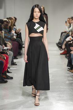 New York Fashion Week Calvin Klein FW17