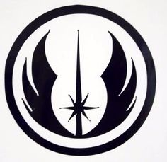 Star Wars Jedi Order Symbol Car Truck Window Vinyl Decal Sticker 12 COLORS #VinylDecalSticker