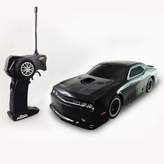 NKOK 1:16 Scale Remote Control Vehicle - Fast and Furious 6 Dodge Challenger SRT8 $29.99  #Reviews