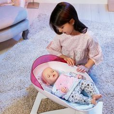Superb Baby Annabell Sweet Dreams Rocker Now at Smyths Toys UK. Shop for Baby Annabell At Great Prices. Baby Rocker, Toys Uk, 6th Birthday Parties, Christmas Delivery, Snuggles, Sweet Dreams, Bassinet, Baby Dolls, Toddler Bed