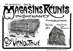 Magasins Réunis - Nancy