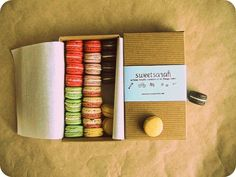 french macaroon assortment by sweetsarahshop etsy