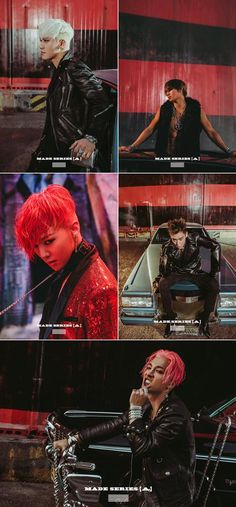 BigBang X Naver photos