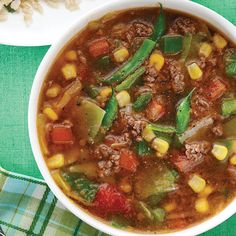 CountryStyleBeefGreenPepperSoup
