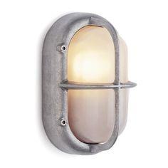 Oval Bulkhead Light FittingTUS400Industrial Style Bulkhead