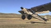 Super Stol landing. Freaking scary how awesome these are for STOL procedures.