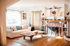 Décoration Maison En Photos 2018   Image   Description  #fireplace, #living-room  Photography: Megan Welker Photography – meganwelker.com  Read More: www.stylemepretty…