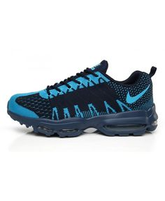 factory price d81c1 75857 Nike Air Max 95 Ultra Jacquard Blue Navy Shoes Cheap Air Max 95, Navy  Trainers