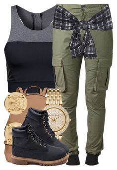 """Untitled #788"" by society-is-ugly ❤ liked on Polyvore featuring MICHAEL Michael Kors, 3.1 Phillip Lim, Michael Kors and Timberland"