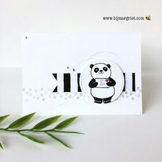 Stempelset Pandabär Sale-A-Bration Stampin'UP Frühjahr Sommerkatalog 2018