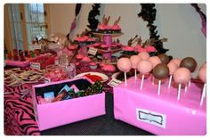 Rock And Roll Party Ideas | Happy Party Idea