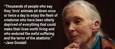 Face the truth. Speak the truth. I admire her greatly.