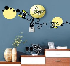 Dream Wall Decal Butterflies *** Continue to the product at the image link.