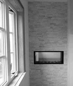 #tbt to this stunning split faced marble fireplace we installed in this master bath(Install: #CelebreTile) #marble #fireplaces #bathrooms #walls #floors #tileaddiction #tilestyle #tiles #installation #custom #design #Etobicoke #Toronto by celebretile