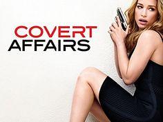 Covert Affairs, Season 5 Amazon Instant Video ~ Piper Perabo…